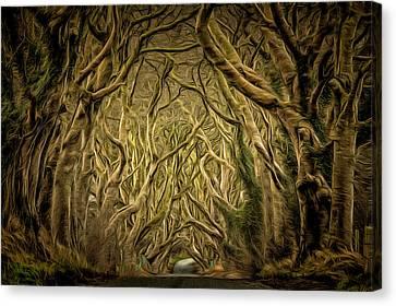 Kings Road Canvas Print by Nigel R Bell