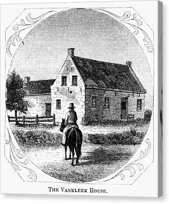 Kingston Legislature, 1778 Canvas Print by Granger