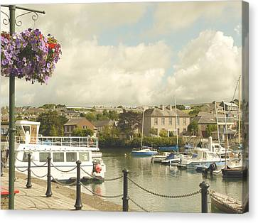 Kinsale Harbor Canvas Print