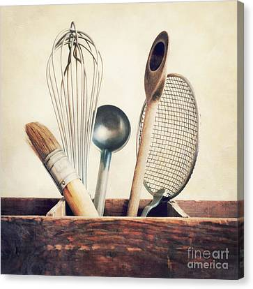 Kitchenware Canvas Print