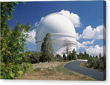 Kitt Peak National Observatory Canvas Print by Panoramic Images