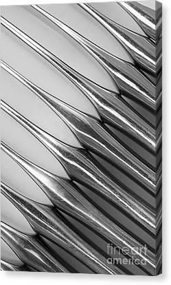 Knives I Canvas Print by Natalie Kinnear