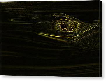 Knot Me Canvas Print by Travis Crockart