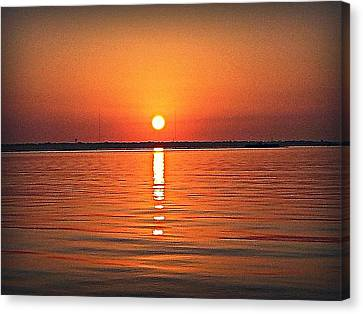 Canvas Print featuring the photograph Known Serenity by Joetta Beauford