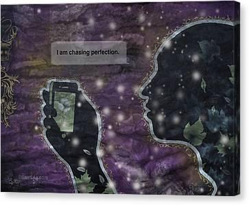 Kobe Bryant I Canvas Print by Sam Lea
