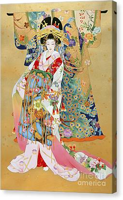 Kogane Canvas Print