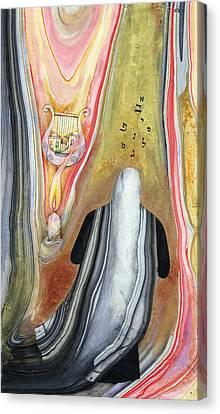 Kol Nidrei Canvas Print by Michoel Muchnik