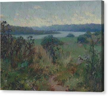 Kolomenskoe. Autumn Canvas Print by Daniil Belov