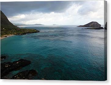 Kona Winds Canvas Print by Kevin Smith