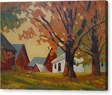 Kordana Place Canvas Print
