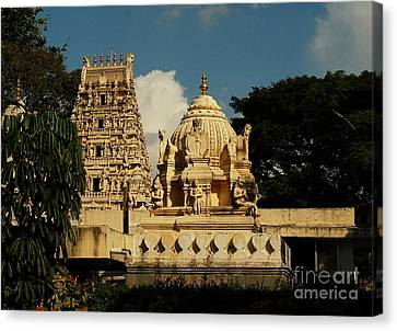 Kote Venkataramana Temple Canvas Print