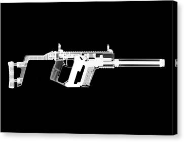 Kriss Vector Canvas Print by Ray Gunz
