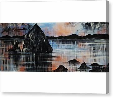 Kuyuidokado Temple Canvas Print by Chad Rice