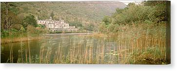 Kylemore Abbey County Galway Ireland Canvas Print