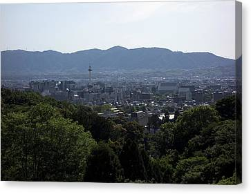Kyoto Japan Canvas Print by Daniel Hagerman