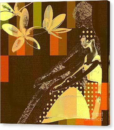 La Bella - 133 Canvas Print