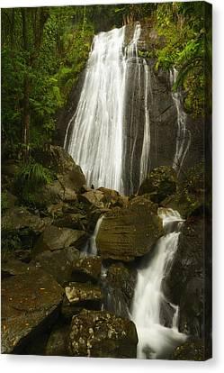 La Coca Falls  Canvas Print by Photography  By Sai