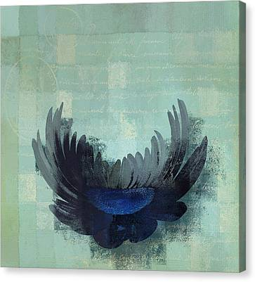 La Marguerite - 046143067-c02g Canvas Print by Variance Collections