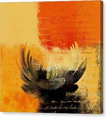 La Marguerite - 194191203-ro01t Canvas Print