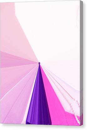 La Vie En Rose 05  3.23.14 Canvas Print