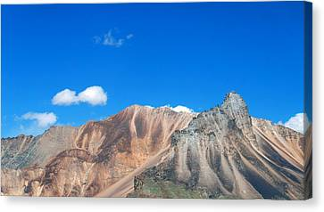 Ladakh 2 Canvas Print by Kees Colijn