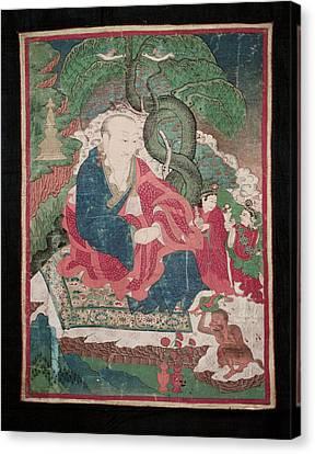 Ladakh, India Pre-17th Century Canvas Print by Jaina Mishra