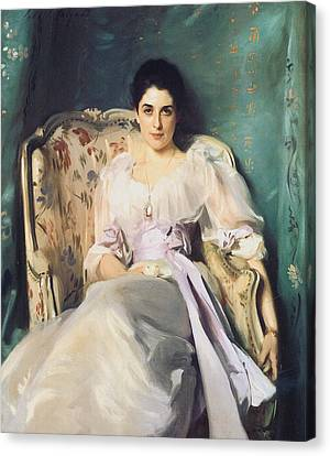 Lady Agnew Of Lochnaw Canvas Print