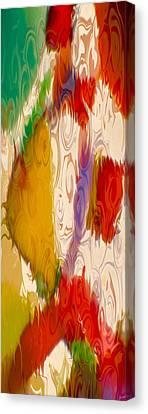 Lady Love II Canvas Print by Omaste Witkowski