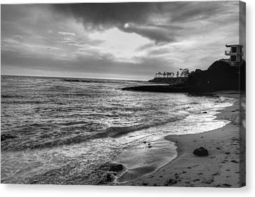 Laguna Beach Sunset Canvas Print