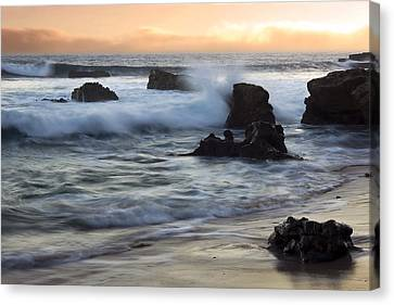 Laguna Sunset Canvas Print