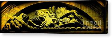 Laid To Rest Canvas Print by John Malone
