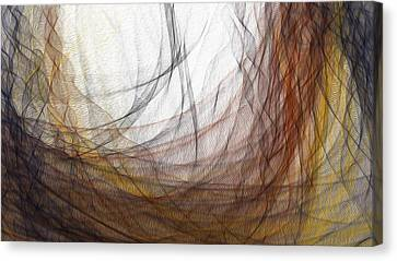 Lair Again Canvas Print by Constance Krejci