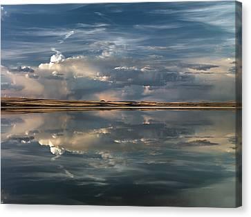 Lake Abert 10 Canvas Print