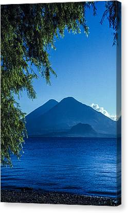 Lake Atitlan Canvas Print