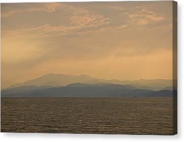 Lake Baikal Siberia Canvas Print