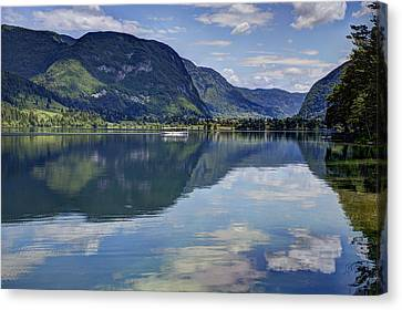 Lake Bohinj Canvas Print