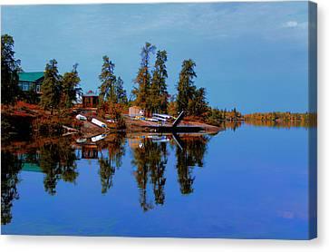 Lake Brereton Canvas Print