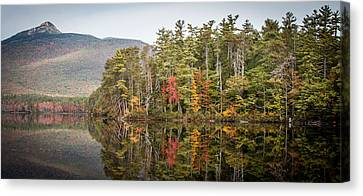 Lake Chocorua Reflection Canvas Print