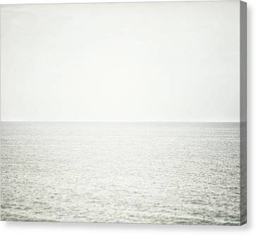 Lake Erie Morning Canvas Print by Lisa Russo