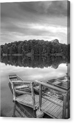 Lake Frederick  Canvas Print by Kathleen Holley