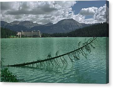 Lake Louise - 2 Canvas Print