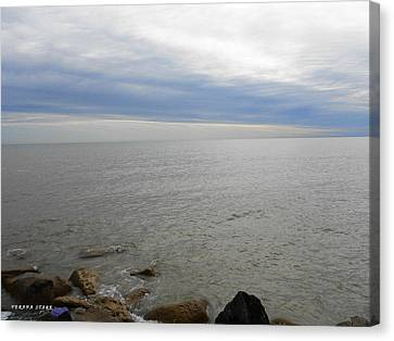 Lake Michigan 3 Canvas Print