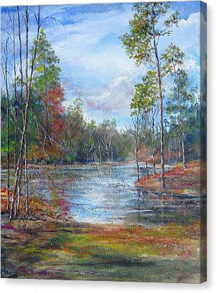 Lake Murray  Canvas Print