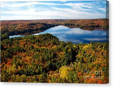 Lake Of Bays Canvas Print