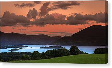 Lake Of The Learned Canvas Print by Tim Bryan