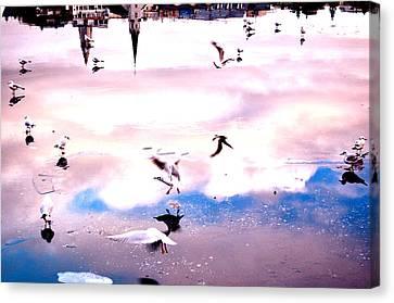Lake Sonata Canvas Print