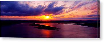 Lake Travis 101112 Canvas Print
