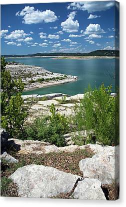 Lake Travis Canvas Print