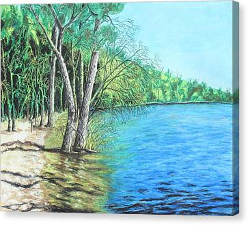 Lakeland 2 Canvas Print by Jeanne Fischer