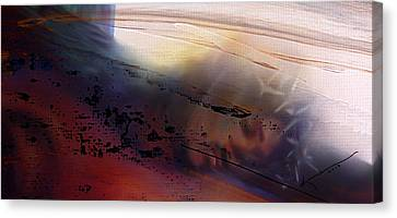 Lamb Of God Canvas Print by Kume Bryant